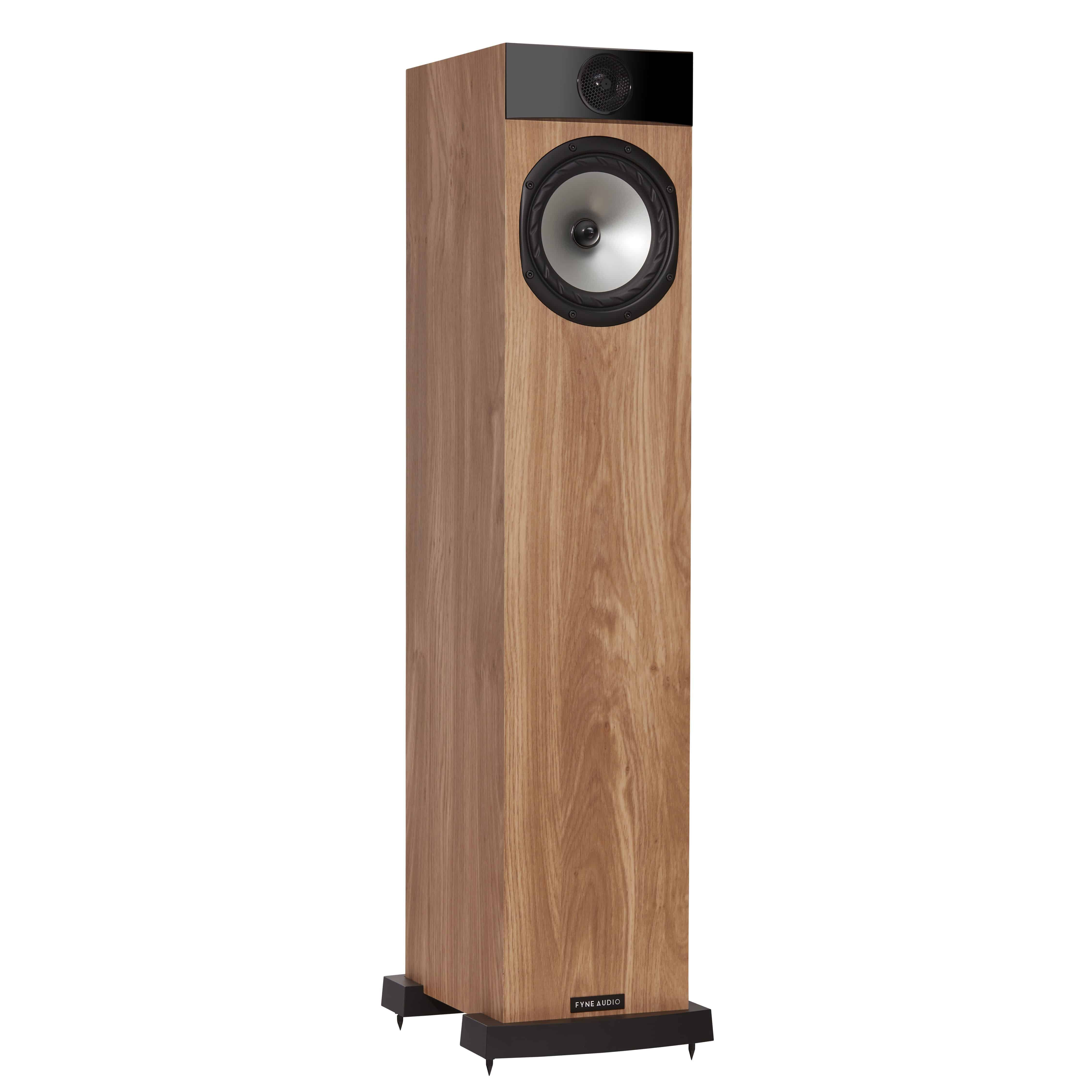 Fyne Audio F302 Floor Standing Speaker System Audio Geeks